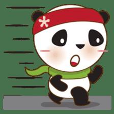 BaoBei the cute and energetic panda sticker #816278
