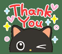 Miinyan of the kitten sticker #816403