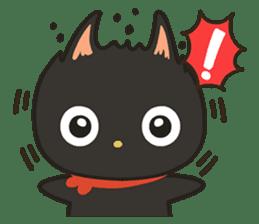 Miinyan of the kitten sticker #816410
