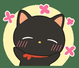 Miinyan of the kitten sticker #816411