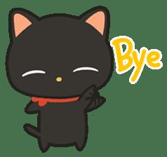 Miinyan of the kitten sticker #816420