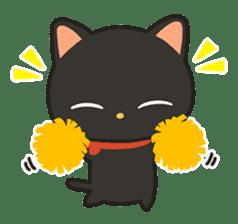 Miinyan of the kitten sticker #816431