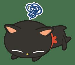 Miinyan of the kitten sticker #816433