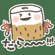 mikawaben sticker #817845