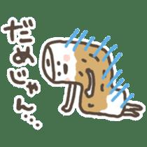 mikawaben sticker #817846