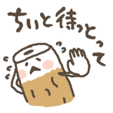 mikawaben sticker #817851