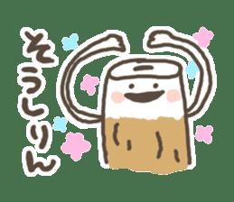 mikawaben sticker #817861