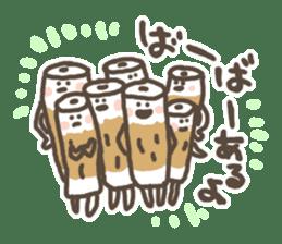 mikawaben sticker #817875