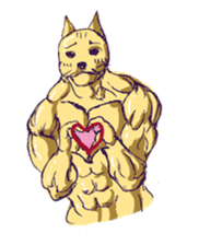 Mutant Cat sticker #819045
