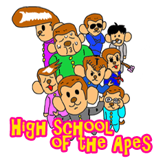 High School of the Apes