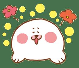 I am seal sticker #820421