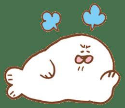 I am seal sticker #820424