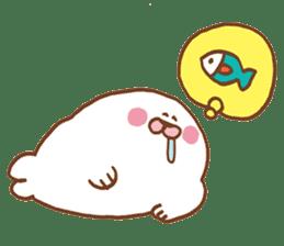 I am seal sticker #820426