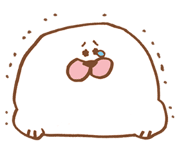 I am seal sticker #820430