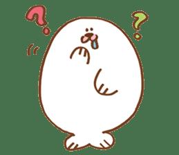 I am seal sticker #820433