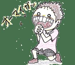 Naughty STUDIO-Naughty's Life-2 sticker #821904