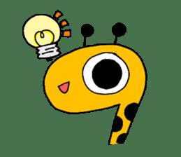 Girinchan! sticker #823006