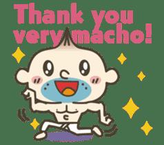 Onion uncle 2 (English version) sticker #823608