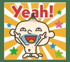 Onion uncle 2 (English version) sticker #823621