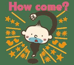 Onion uncle 2 (English version) sticker #823626