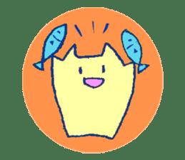 meow sticker #824599