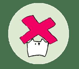 meow sticker #824618