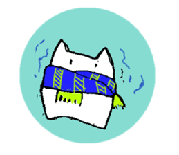 meow sticker #824621