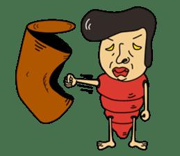 Shingo Tanaka (Fishman English ver) sticker #824816