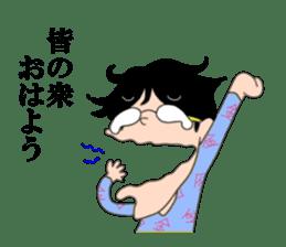 Ironical Mr. Ishikawa vol.2 sticker #826834