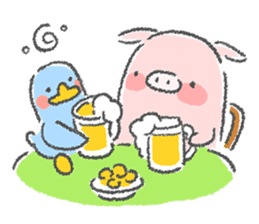 Pinko & Luli sticker #828051