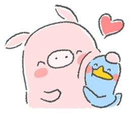 Pinko & Luli sticker #828053