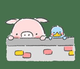 Pinko & Luli sticker #828060