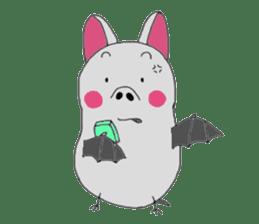 Kichamo of bat sticker #828722
