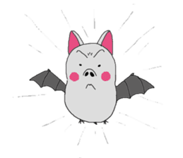 Kichamo of bat sticker #828724