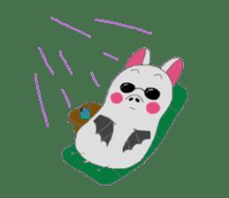 Kichamo of bat sticker #828736