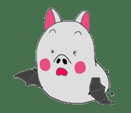Kichamo of bat sticker #828737