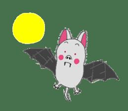 Kichamo of bat sticker #828741
