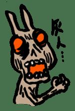White rabbits of Kusuda sticker #829730