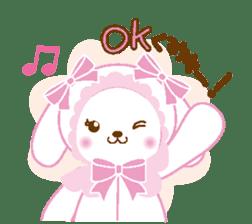 Usakumya-chan sticker #829999