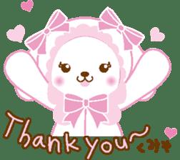 Usakumya-chan sticker #830000