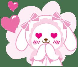 Usakumya-chan sticker #830001