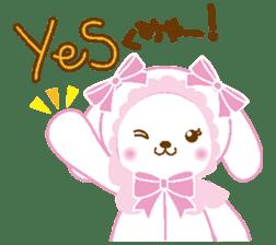Usakumya-chan sticker #830002