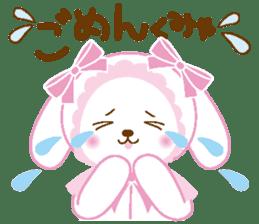 Usakumya-chan sticker #830004