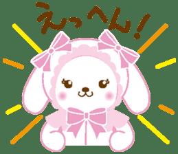 Usakumya-chan sticker #830005