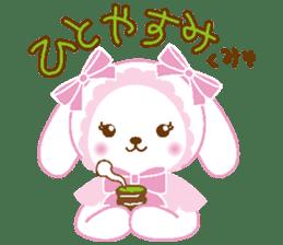 Usakumya-chan sticker #830006