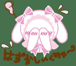 Usakumya-chan sticker #830007