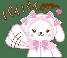 Usakumya-chan sticker #830009