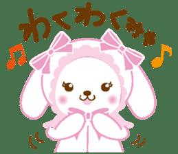 Usakumya-chan sticker #830010
