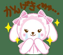 Usakumya-chan sticker #830014