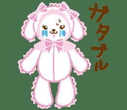Usakumya-chan sticker #830018